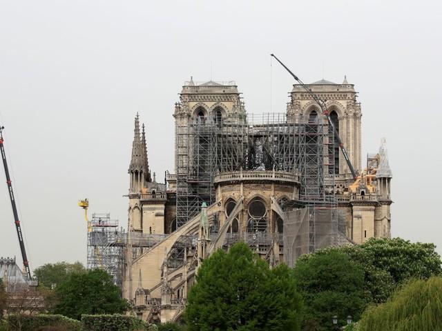 Le projet de loi de reconstruction de Notre-Dame présenté au Sénat