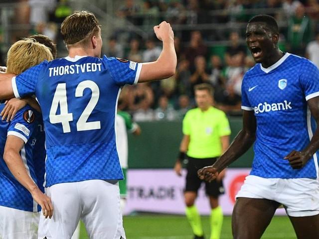 Europa League: dans la douleur, Genk arrache la victoire au Rapid Vienne (0-1)