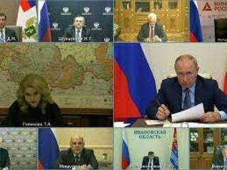 Hystérie covidiste : la Russie reprend du service