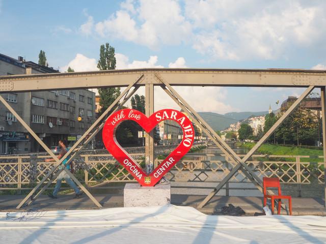 Un été nomade à Sarajevo: visiter la capitale de la Bosnie-Herzégovine