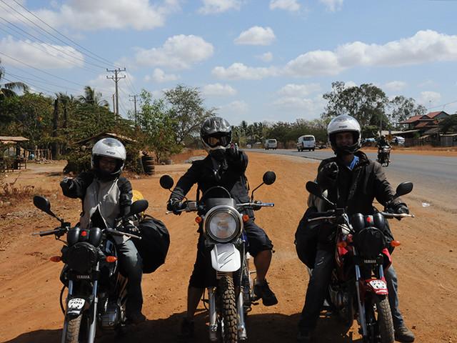 Mon roadtrip en moto au Cambodge : une galère, 1000 bonheurs