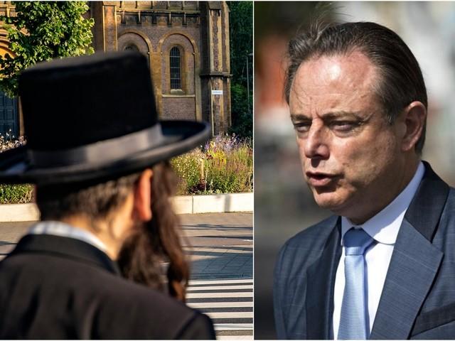 Corona zet relatie tussen Bart De Wever en Joodse gemeenschap op scherp