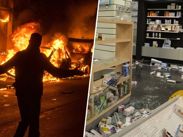 """Na plunderingen en rellen vreest politie dit jaar """"nieuw fenomeen"""" op oudejaarsavond"""