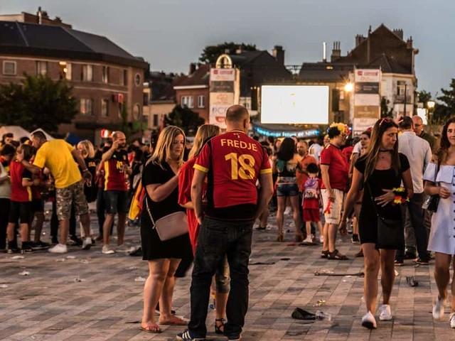 Belgique - Portugal : pas d'écran géant à Bruxelles, Namur, Liège et Charleroi