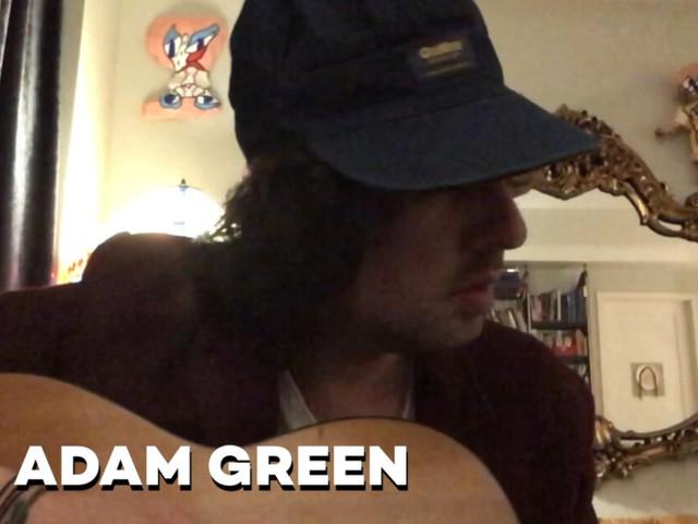 [Vidéo] COVER #2: Adam Green