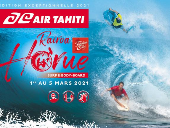 AIR TAHITI RAIROA HORUE: Les trois antennes de Polynésie La 1ère dévoilent leur dispositif
