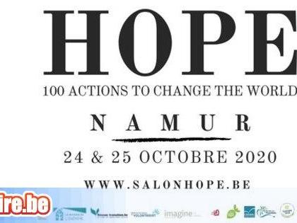 Le salon Hope: 100 projets pour changer le monde