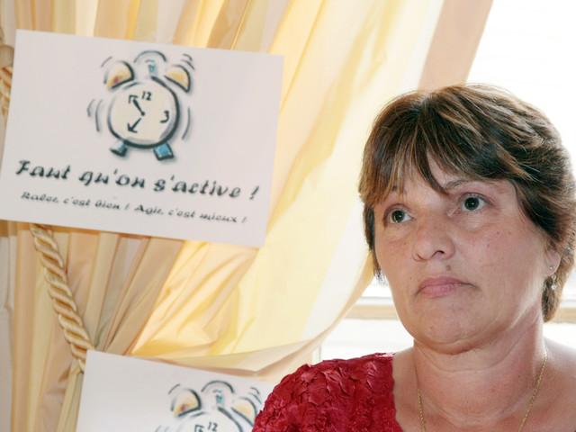 Marie Humbert, la mère de Vincent Humbert, est décédée