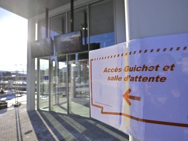 Interdire de fermer de nouveaux guichets SNCB, une volonté de la CSC