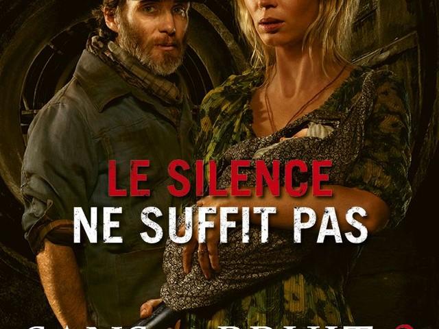 Nouvelle bande-annonce du film Sans un bruit 2 (dans les salles le 16 juin).