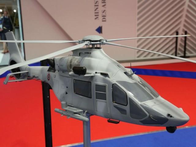 Le futur hélicoptère des armées prend de l'avance