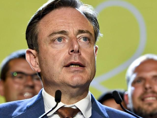 Bart De Wever (N-VA): «Je ne monterai pas à bord avec des partis de gauche»