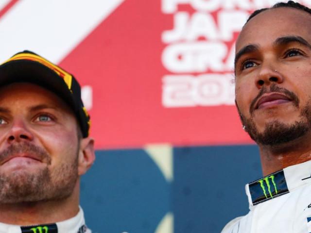 """""""Hamilton en Bottas krijgen gelijke kansen in F1-titelstrijd"""""""