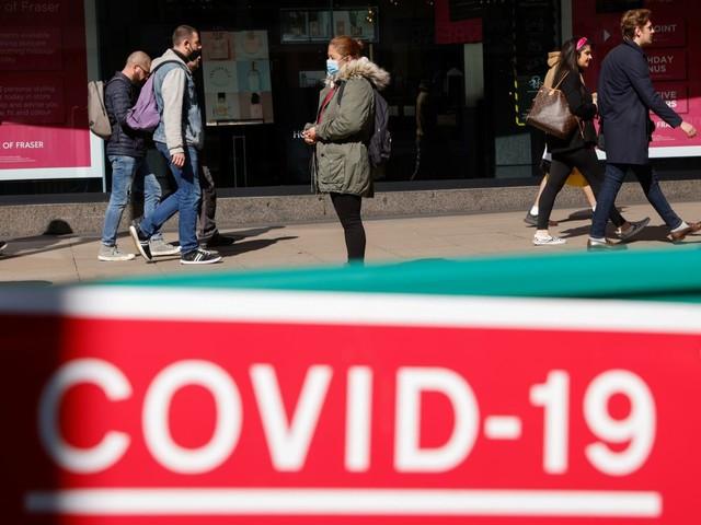 Coronavirus: Nouveau pic de contaminations au Royaume-Uni avec 6.874 nouveaux cas en 24h