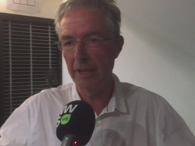 """Jan Hautekiet na marathonuitzending: """"Ik ben echt letterlijk aan het omvallen"""""""