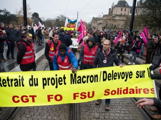 Retraites: les Français partagés sur la réforme et la mobilisation