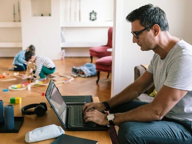 Plus de quatre entrepreneurs sur 10 en faveur du télétravail