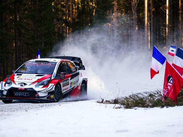 Elfyn Evans vergroot zijn voorsprong, Neuville zesde in Rally van Zweden
