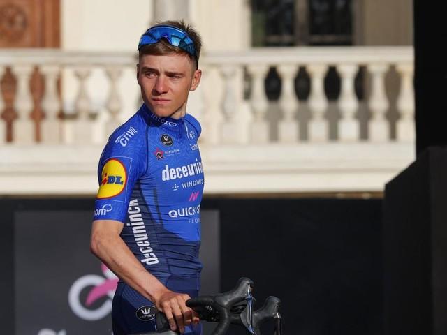 Comment suivre les exploits de Remco Evenepoel au Tour d'Italie