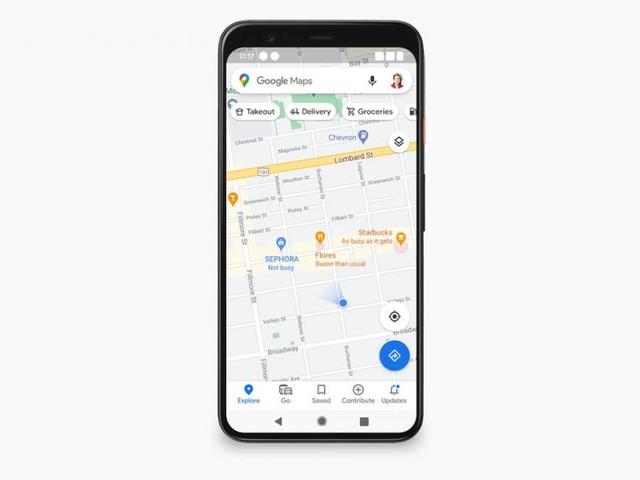 Google Maps va bientôt afficher l'affluence pour les sites touristiques, les parcs et les plages