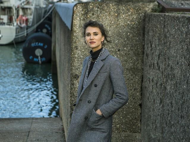 """Lize Feryn in 'Beau séjour 2': """"Ik sta veel zelfzekerder op de set"""""""