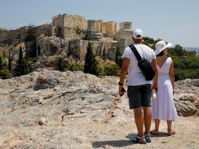 Météo: jusqu'à 46 degrés en Grèce