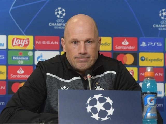 """Club Brugge-coach Philippe Clement voor duel tegen Zenit: """"Het wordt improviseren, maar ik geloof erin"""""""