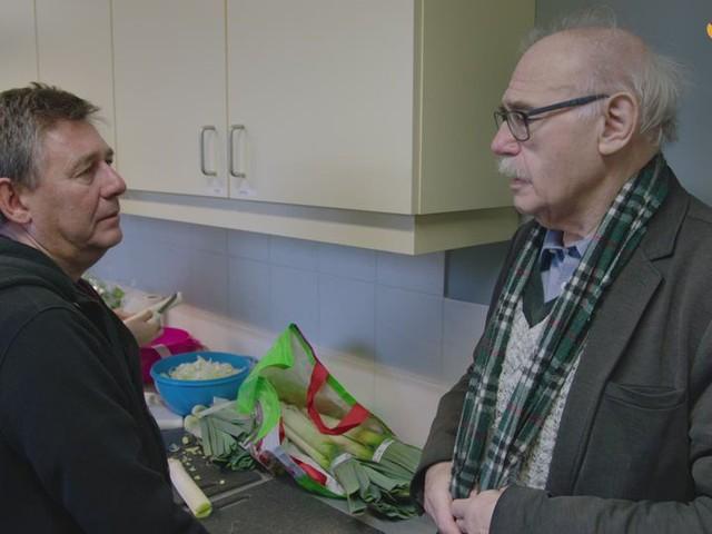"""Rudi Vranckx vrijwilligt: """"Moeilijk te begrijpen dat er zo veel armoede is in een land als België"""""""
