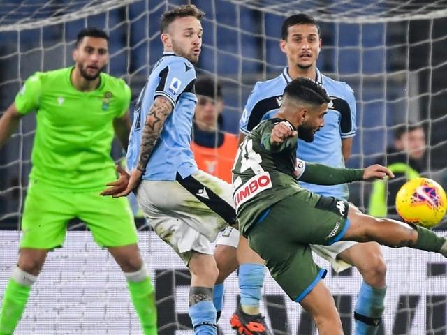 Italie: Naples plus que jamais dans le match pour la C1