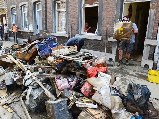 Zwammen, ratten en buikloop: zorgen van slachtoffers overstromingen nog niet voorbij