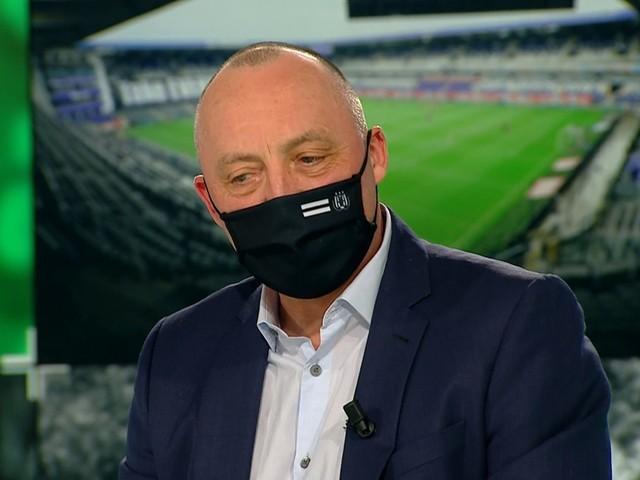 """Voorzitter Wouter Vandenhaute: """"Marc Coucke zal Anderlecht de volgende jaren blijven helpen"""""""