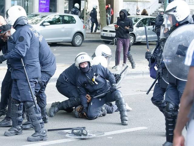 Verdachte van rellen in nasleep Black Lives Matter-betoging vrijgelaten