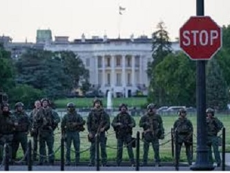 Occident : vers l'Etat policier