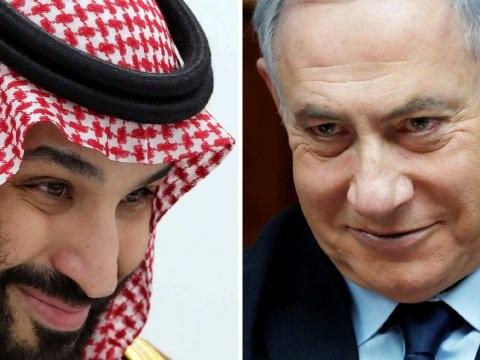 Netanyahu in het geniep naar Saoedi-Arabië