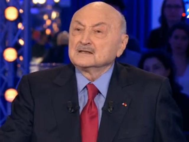 """VIDÉO - """"On n'est pas couché"""" : Georges Kiejman revient sur le meurtre de Marie Trintignant"""