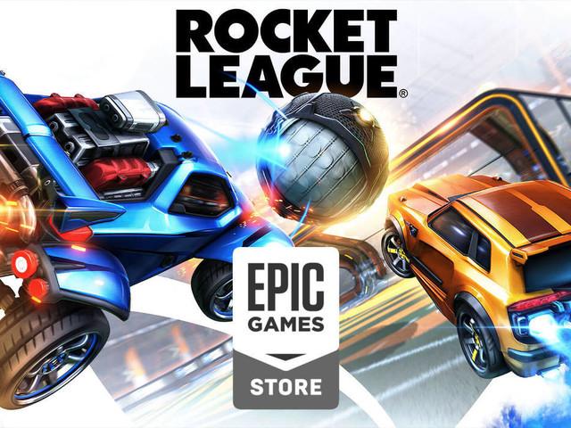 Rocket League est gratuit... et Epic vous offre 10 euros pour venir y jouer depuis l'Epic Games Store