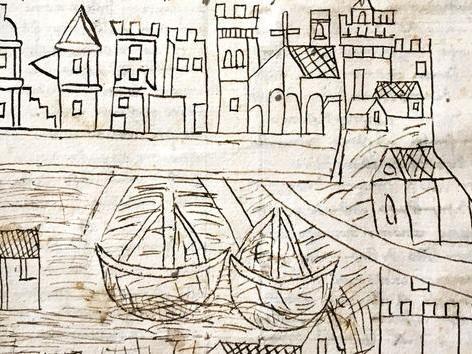 Une historienne découvre la plus ancienne représentation de Venise