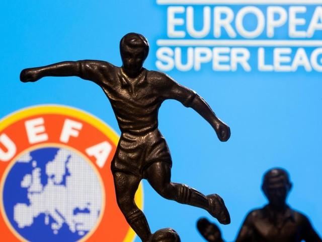 Super League: l'UEFA sanctionne neuf des douze clubs à l'origine du projet