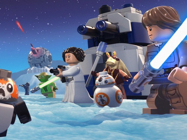 LEGO Star Wars Battles arrive cette semaine sur Apple Arcade