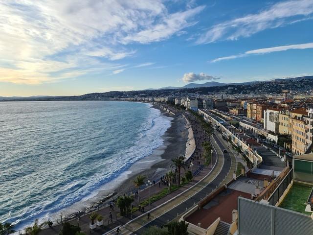 Terminer 2020 à Nice