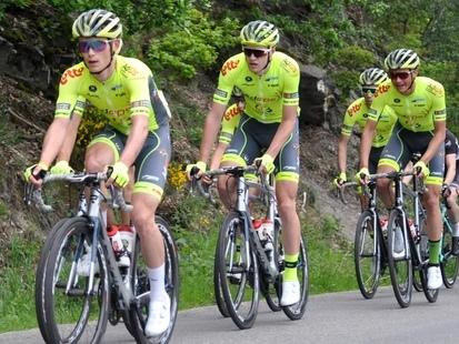 Tour de Liège: Jérémy Frehen 3e de la 2e étape