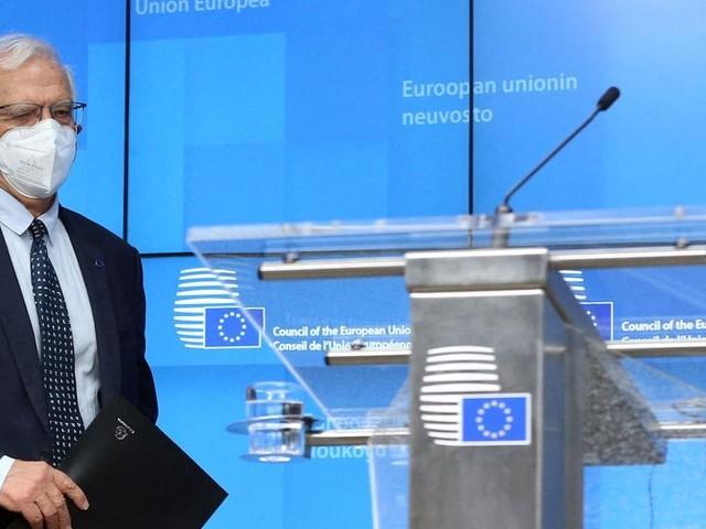 """Face à Moscou, l'Europe retient son souffle : """"Notre priorité est de prévenir l'escalade"""""""