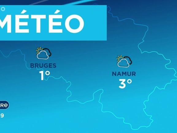 La météo - 31/01/2021