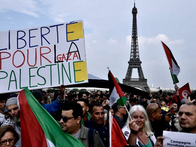 Gérald Darmanin interdit la manifestation pro-Palestine prévue samedi à Paris