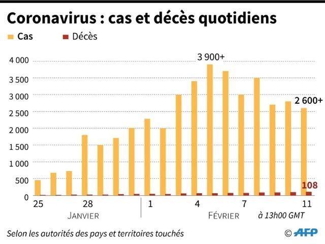 Coronavirus: ce qu'on sait et ce qu'on ignore encore sur l'épidémie