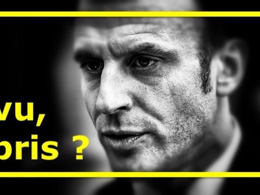 """""""Pas vu, pas pris"""", la nouvelle devise de la Macronie"""