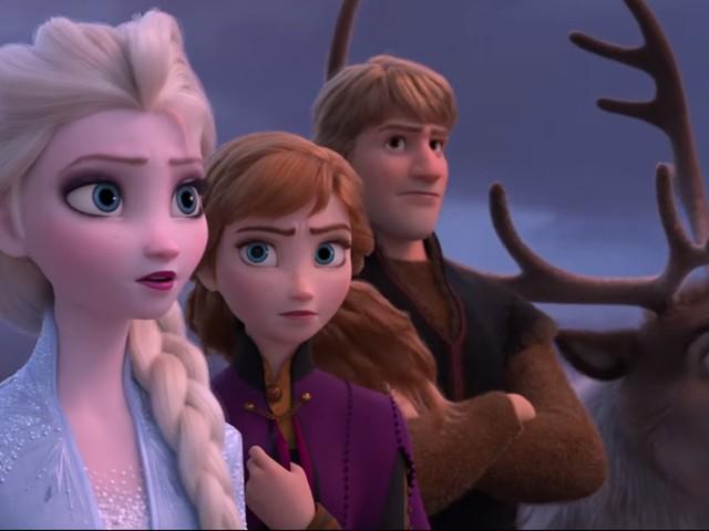 Disney lost eerste teaser van 'Frozen 2'