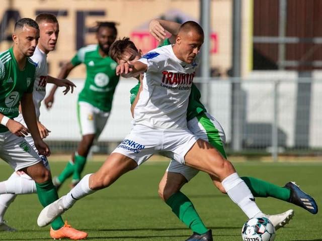 Francs Borains - La Louvière Centre en ouverture de la saison en N1!