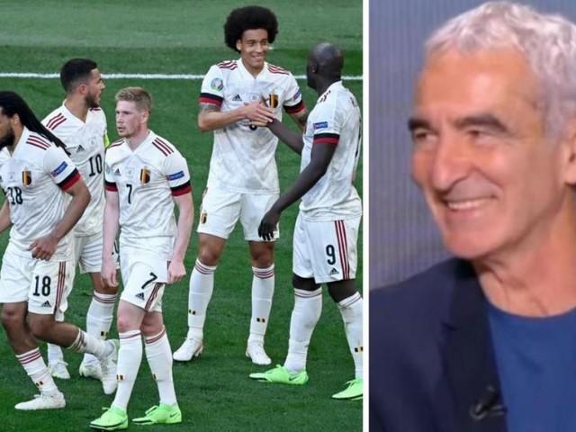 Raymond Domenecht pas tendre avec les Diables rouges: «Ils ont soi-disant l'équipe la plus intéressante de l'Euro» (vidéo)