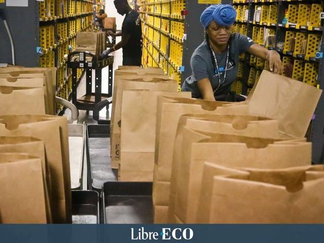 Amazon face à une nouvelle tentative de syndicalisation aux Etats-Unis